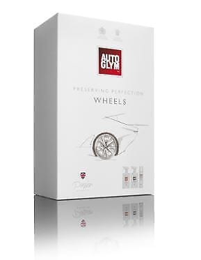 Autoglym Perfect Wheels Collection Gift Kit Cleaning Polish Protect Car Care