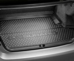 Boot Liner; Subaru Impreza WRX STi