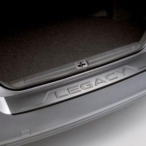 Cargo Step Panel, Bumper Protector, Subaru Legacy 2010 – 2012