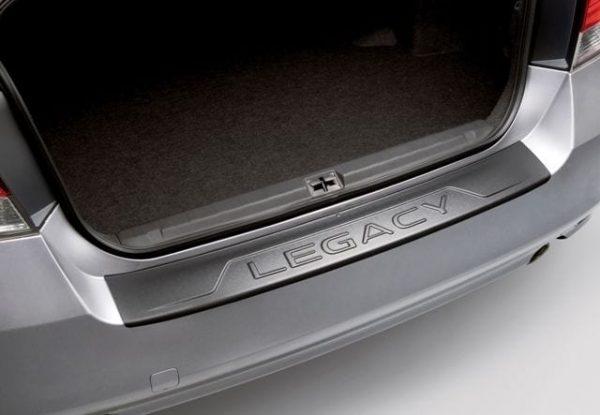 Cargo Step Panel, Bumper Protector, Subaru Legacy 2010 - 2012