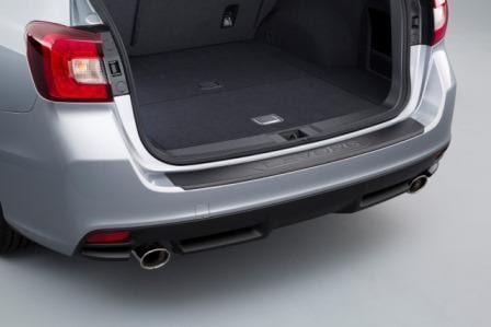 Cargo Step Panel, Bumper Protector, Subaru Levorg 2016 –