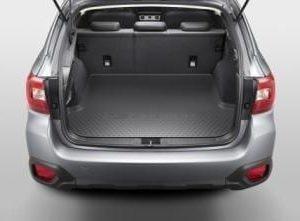 Cargo Tray, Boot Liner, Genuine, Subaru Outback 2015 onwards