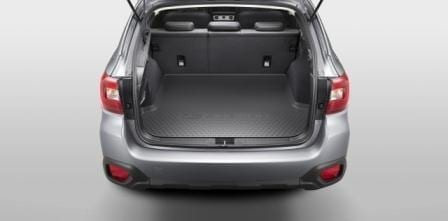 Cargo Tray, Boot Liner, Genuine, Subaru Outback 2015 onwards