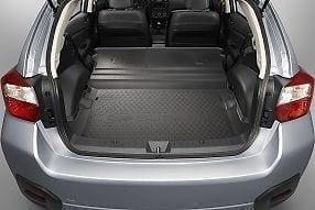 Cargo Tray, Boot Liner, Subaru XV