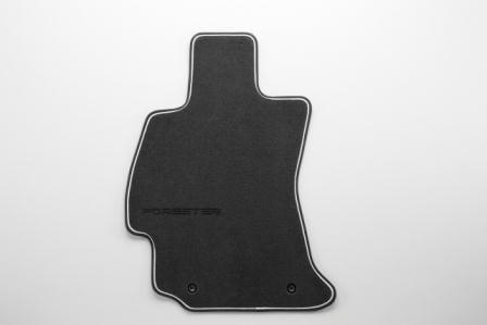 Carpet Mat Set, Premium, Subaru Forester 2013 on, Genuine.