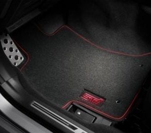Carpet Mat set; Premium, Subaru Impreza WRX STi