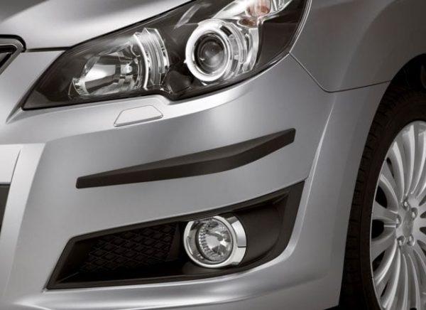 Corner Protectors, Genuine, Subaru Outback 2010 to 2014 Model