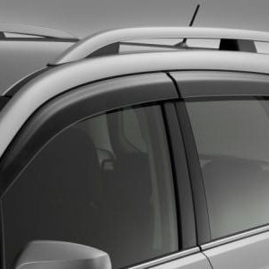 Door Visors, Genuine, Subaru Forester 2013 Onwards