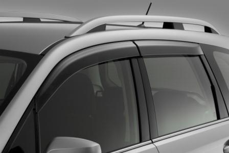 Door Visors, Genuine, Subaru Forester 2013 Onwards