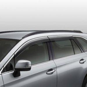Door Visors, Genuine, Subaru Outback 2015 Onwards