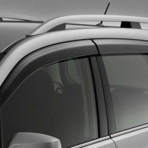 Door Visors, Subaru Forester 2018, Accessory