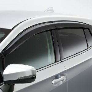 Door Visors. Subaru Impreza 2018 Model