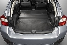 Foldable Cargo Tray, Boot Liner, Subaru XV