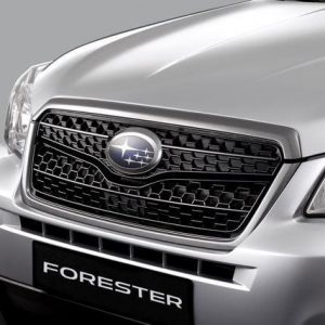 Front Mesh Grille, Genuine Subaru Forester 2018 Accessory