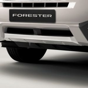 Front Resin Underguard, Subaru Forester 2018, Accessory