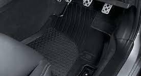 Front Rubber mats, Subaru Levorg
