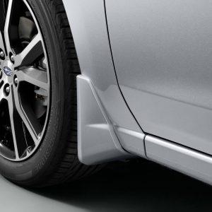 Front Splash Guards. Subaru Impreza 2018 Model