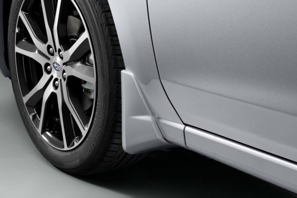 Front Splash Guards. Subaru Impreza 2018 Model