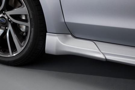 Front Splash Guards, Subaru Levorg 2016 –