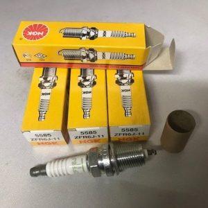 NGK ZFR6J-11 (5585) – Standard Spark Plug / Sparkplug (set of 4)