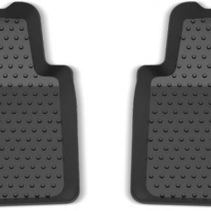 Rear Rubber Mats, Subaru XV 2018MY