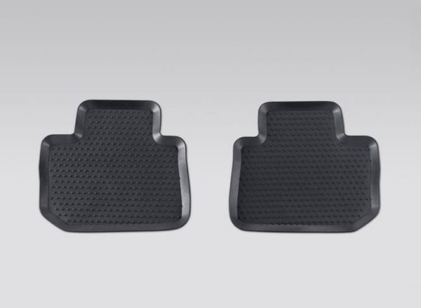Rear Rubber Mats, Subaru XV