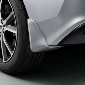 Rear Splash Guards. Subaru Impreza 2018 Model