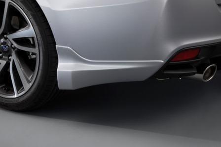 Rear Splash Guards, Subaru Levorg 2016 –