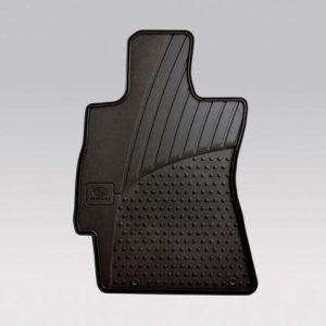 Rubber Mat Set, Subaru Legacy 2010 – 2012
