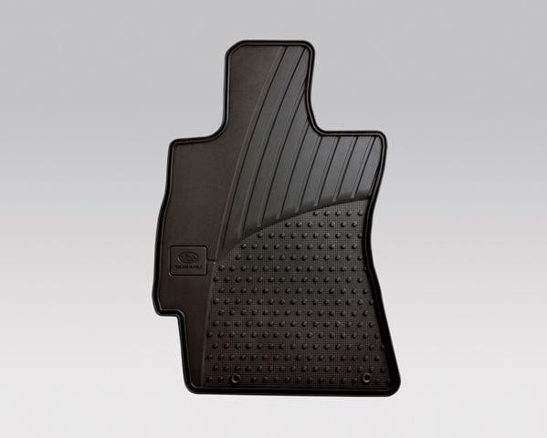 Rubber Mat Set, Subaru Legacy 2010 - 2012