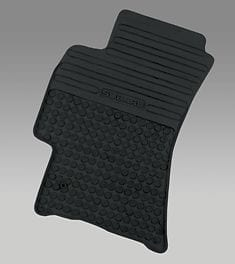 Rubber Mats, Front Set. Subaru Impreza 2018 Model