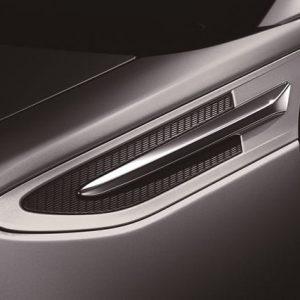 Side Fin Blade Trim, Subaru BRZ