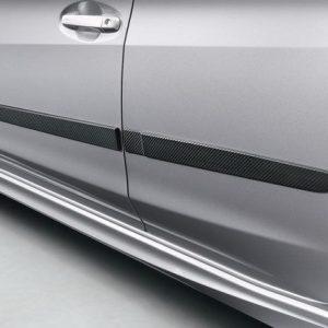 Side Protectors, Genuine, Subaru XV 2018 Model