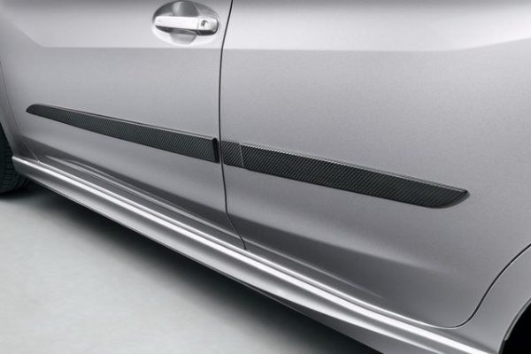 Side Protectors, Genuine, Subaru XV 2018 Model