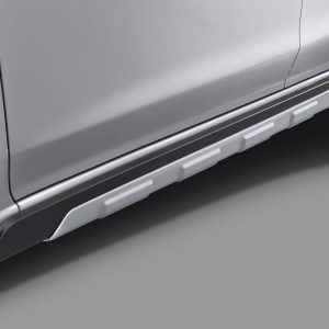 Side Resin Underguard, Subaru XV 2018 Model, Accessory