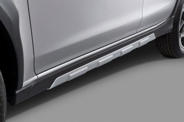 Side Resin Underguard, Subaru XV 2018 Model, Accessory