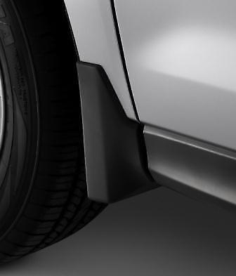 Splash Guards: Front, Subaru Forester 2013 onwards model