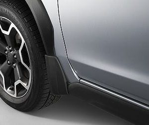 Splash Guards – Front, Subaru XV