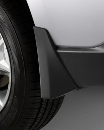 Splash Guards: Rear, Subaru Forester 2013 onwards model