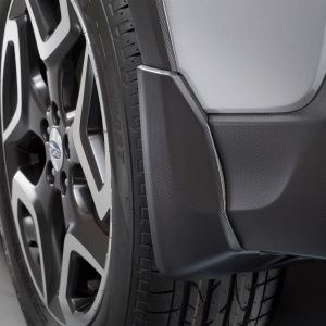 Splash Guards: Rear, Subaru XV 2018 onwards model J1010FL204