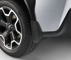 Splash Guards – Rear, Subaru XV