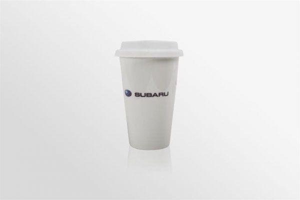 Subaru Ceramic Travel Mug