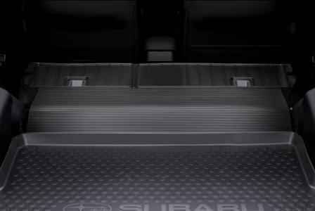 Subaru Forester 2013MY, Rear Seat Back Protectors