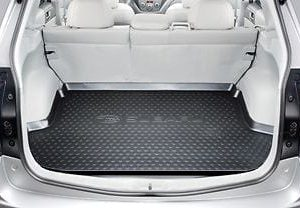 Subaru Forester Cargo Tray, 2009-2012 model