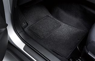 Subaru Forester Carpet Mat Set, 2009 - 2012 Model Year