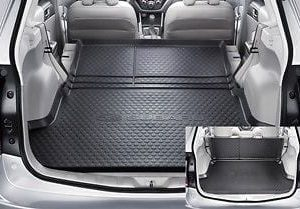 Subaru Forester Foldable Cargo Tray, 2009-2012 model