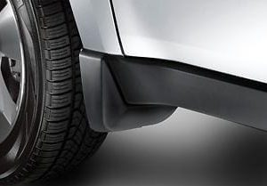 Subaru Forester Front Splash Guards, 2009-2012 model