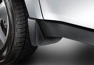 Subaru Forester Front Splash Guards, 2009-2012 model