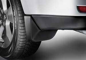 Subaru Forester Rear Splash Guards, 2009-2012 model