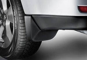 Subaru Forester Rear Splash Guards, 2009-2012 model